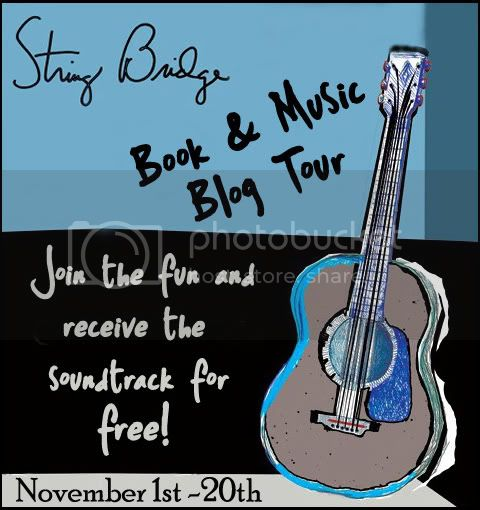 String Bridge Book &amp; Music Blog Tour